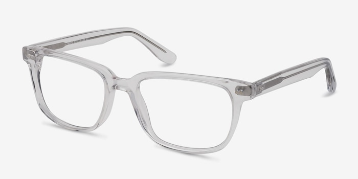 15af80952b39 Pacific Clear Acetate Eyeglass Frames from EyeBuyDirect