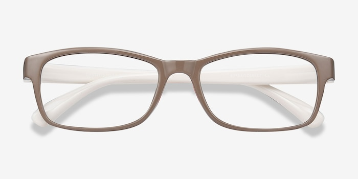 Danny Brown Plastic Eyeglass Frames from EyeBuyDirect, Closed View