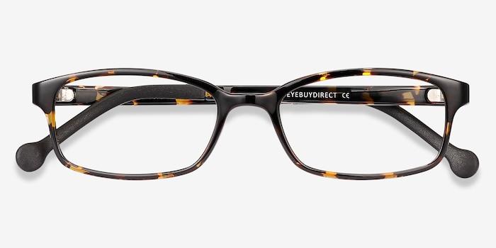 Gizmo Écailles Plastique Montures de Lunettes d'EyeBuyDirect, Vue Rapprochée