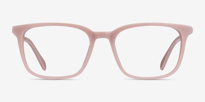Etched Rose Acétate Montures de Lunettes d'EyeBuyDirect, Vue de Face