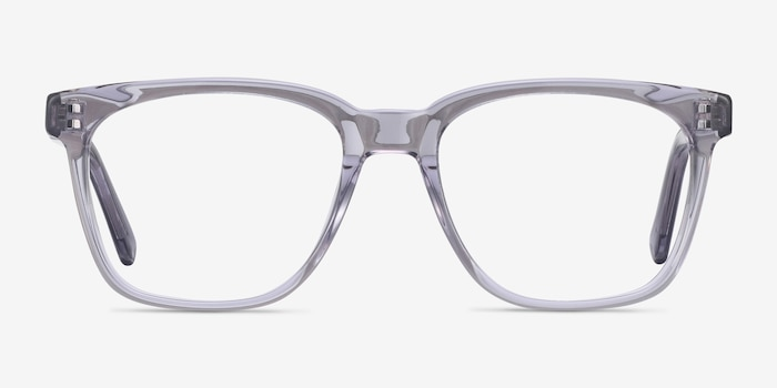 Jamie Gray Acetate Eyeglass Frames from EyeBuyDirect, Front View