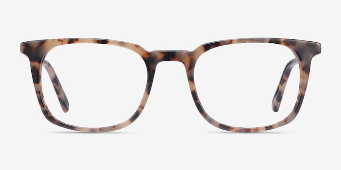 Gabor Tortoise Acetate Eyeglass Frames from EyeBuyDirect, Front View