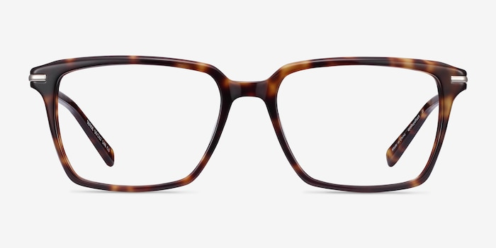 Sense Écailles Acétate Montures de Lunette de vue d'EyeBuyDirect, Vue de Face