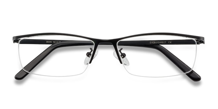 Black Boon -  Metal Eyeglasses