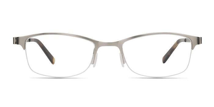 Pearl Argenté Métal Montures de Lunette de vue d'EyeBuyDirect