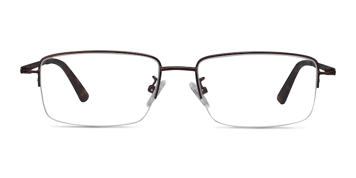 Studio Coffee Metal Eyeglass Frames from EyeBuyDirect