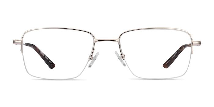 Dominic Gold Metal Eyeglass Frames from EyeBuyDirect