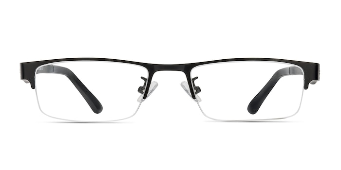 Beau Black Plastic-metal Eyeglass Frames from EyeBuyDirect