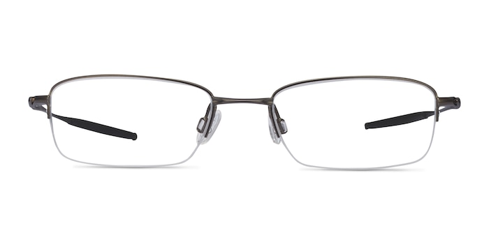 Oakley OX3133 Pewter Metal Eyeglass Frames from EyeBuyDirect