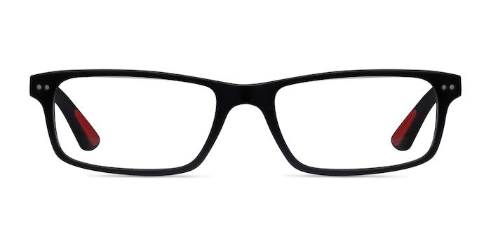 Ray-Ban RB5277 Matte Black Acetate Eyeglass Frames from EyeBuyDirect