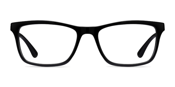 Ray-Ban RB5279 Black Acetate Eyeglass Frames from EyeBuyDirect
