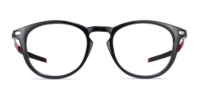 Oakley Pitchman R Black Ink Plastic Eyeglass Frames from EyeBuyDirect