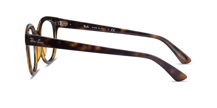 Ray-Ban RB4324V Tortoise Plastic Eyeglass Frames from EyeBuyDirect