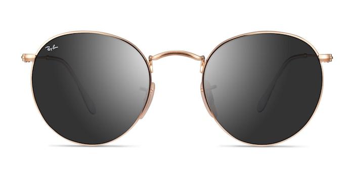 Ray-Ban RB3447 Arista Metal Sunglass Frames from EyeBuyDirect