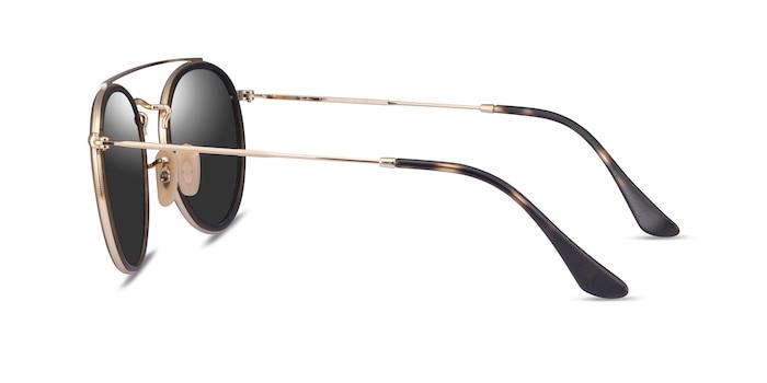Ray-Ban RB3647N Arista Metal Sunglass Frames from EyeBuyDirect