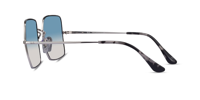 Ray-Ban RB1971 Silver Metal Sunglass Frames from EyeBuyDirect