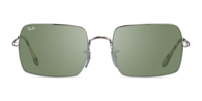 Ray-Ban RB1969 Silver Metal Sunglass Frames from EyeBuyDirect