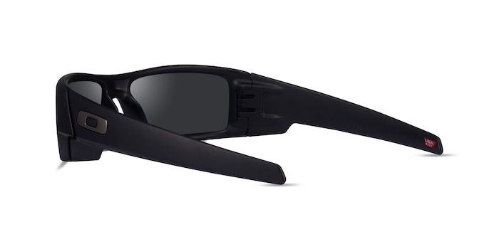 Oakley Gascan Matte Black Plastic Sunglass Frames from EyeBuyDirect