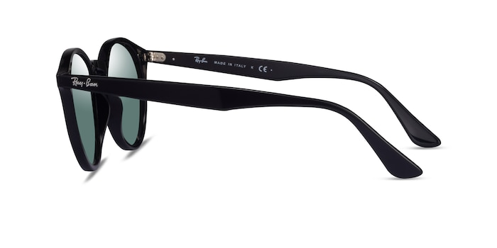 Ray-Ban RB2180 Black Acetate Sunglass Frames from EyeBuyDirect