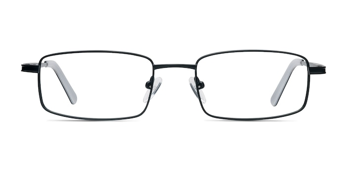 Chistopol Black Metal Eyeglass Frames from EyeBuyDirect