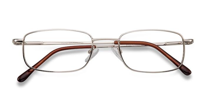 Golden Florian -  Classic Metal Eyeglasses