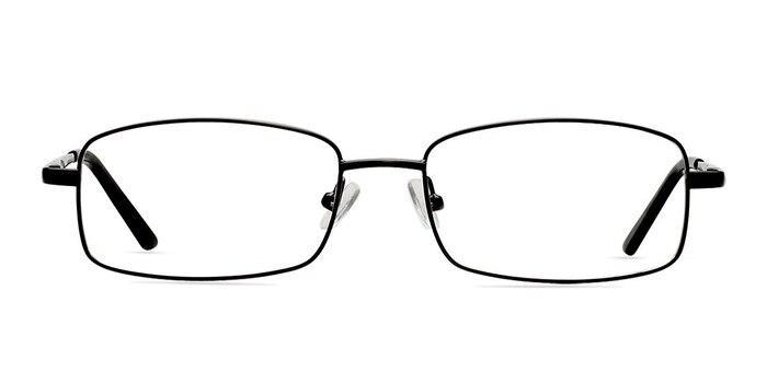 Brodie Black Metal Eyeglass Frames from EyeBuyDirect