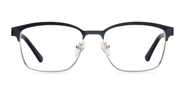 Sublime  Black Golden  Métal Montures de Lunette de vue d'EyeBuyDirect