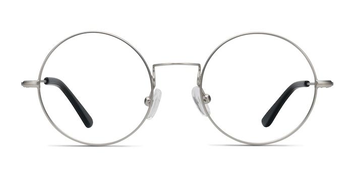 Someday Silver Metal Eyeglass Frames from EyeBuyDirect