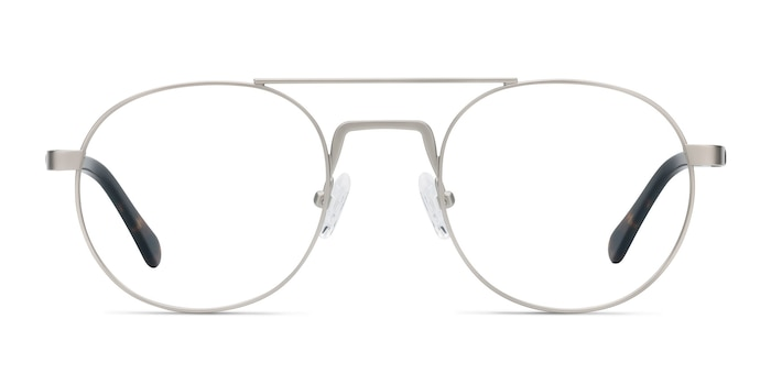 Lock Light Golden Metal Eyeglass Frames from EyeBuyDirect