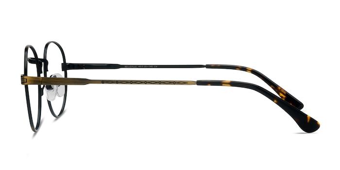 Belleville Bronze Metal Eyeglass Frames from EyeBuyDirect
