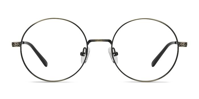 Inscription Bronze Metal Eyeglass Frames from EyeBuyDirect