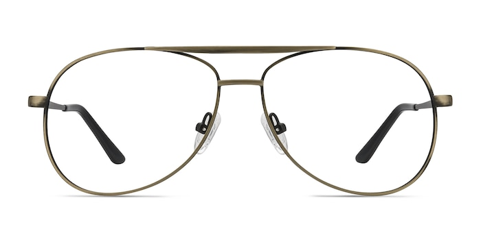 Discover Bronze Metal Eyeglass Frames from EyeBuyDirect