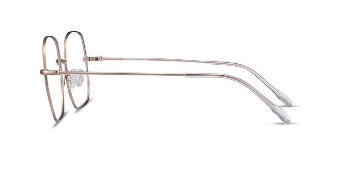 Movement Rose Gold Metal Eyeglass Frames from EyeBuyDirect