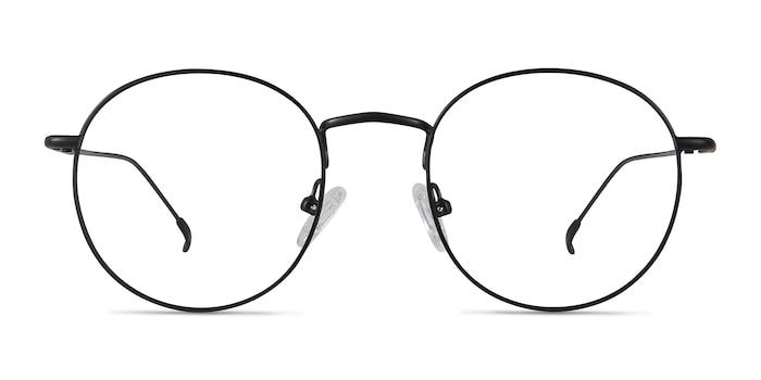 Novel Black Metal Eyeglass Frames from EyeBuyDirect