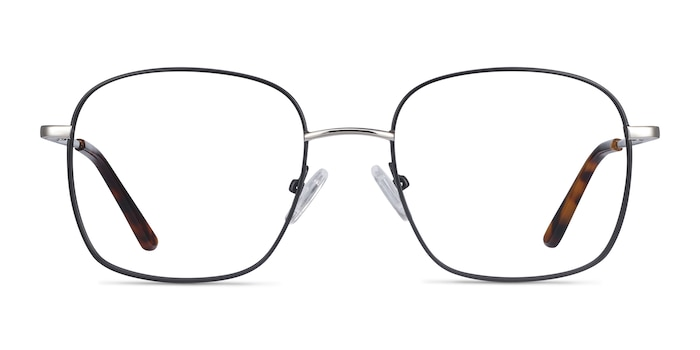 Archive Black Metal Eyeglass Frames from EyeBuyDirect