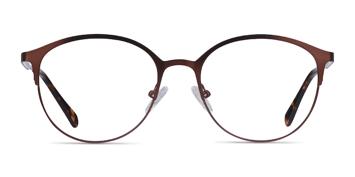 Emma Brown Metal Eyeglass Frames from EyeBuyDirect