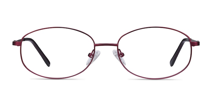 Embrace Purple Metal Eyeglass Frames from EyeBuyDirect