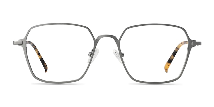 Holden Gunmetal Metal Eyeglass Frames from EyeBuyDirect