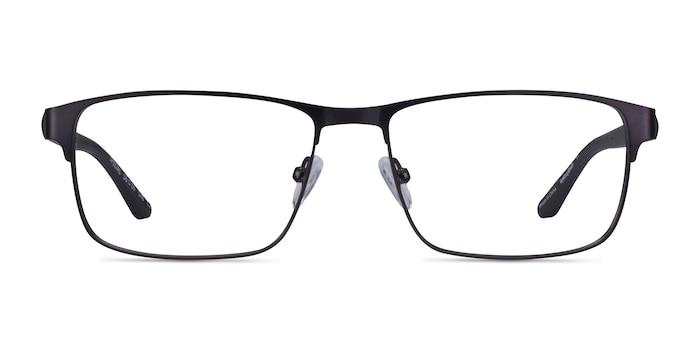 Special Gunmetal Carbon-fiber Eyeglass Frames from EyeBuyDirect