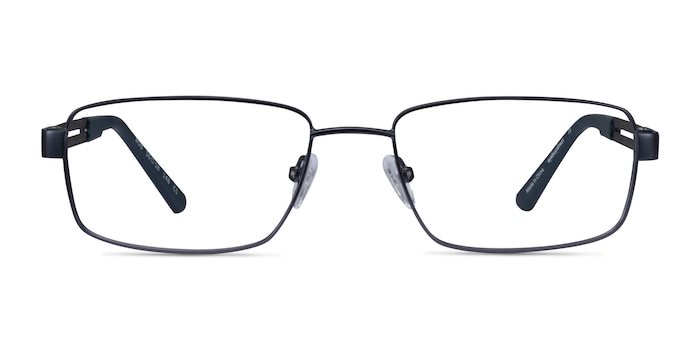Bob Navy Carbon-fiber Eyeglass Frames from EyeBuyDirect