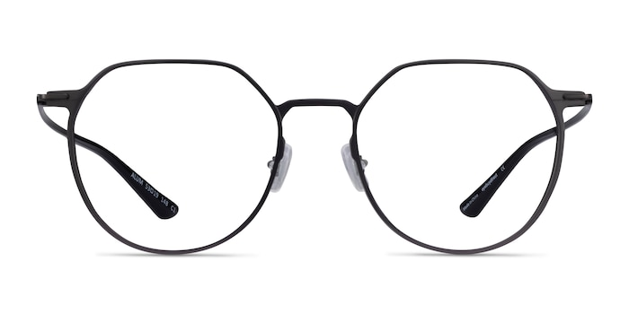 Alum Gunmetal Aluminium-alloy Eyeglass Frames from EyeBuyDirect