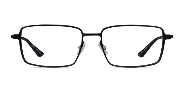 Celsius Noir Aluminium-alloy Montures de Lunette de vue d'EyeBuyDirect
