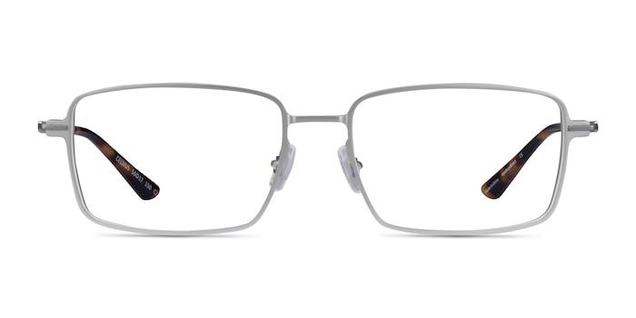 Celsius Light Silver Aluminium-alloy Montures de Lunette de vue d'EyeBuyDirect