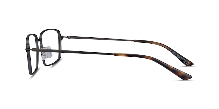 Celsius Gunmetal Aluminium-alloy Eyeglass Frames from EyeBuyDirect