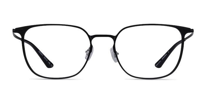 Density Black Aluminium-alloy Eyeglass Frames from EyeBuyDirect