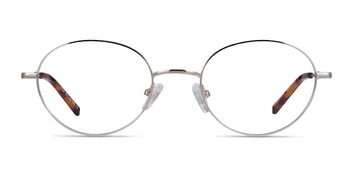 Film Silver Metal Eyeglass Frames from EyeBuyDirect
