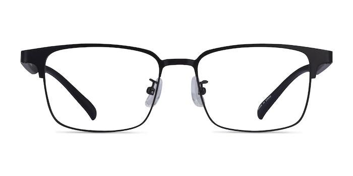 Jimy Matte Black Metal Eyeglass Frames from EyeBuyDirect