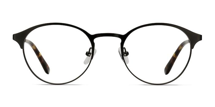 Little Time Black Metal Eyeglass Frames from EyeBuyDirect
