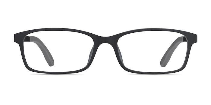 Corvallis Black Plastic Eyeglass Frames from EyeBuyDirect