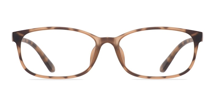 Sutherlin Tortoise Plastic Eyeglass Frames from EyeBuyDirect